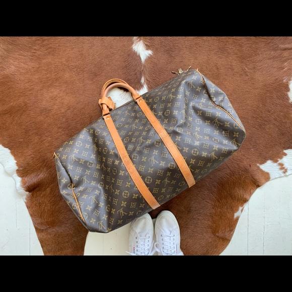 Louis Vuitton Handbags - Authentic Louis Vuitton Keepall 60